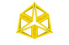 Kaleidocycle - STL,STEP / IGES,SOLIDWORKS - 3D CAD model - GrabCAD