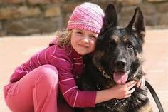 They are good with Children.  A trained dog is better to have with Children than an untrained one.