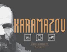 "Check out new work on my @Behance portfolio: ""Karamazov - Steak House"" http://on.be.net/1Q2LDXd"