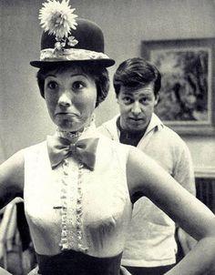"""Hee hee - I love Julie's face! """"Really, Tony?"""""""