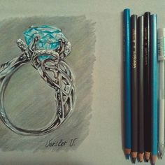 Быстрая зарисовка #drawing #pensils #marcoraffine #art #verslerveronika #rajz #rajzolás #ceruza #művész