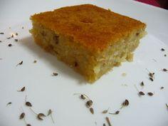 Pastel dulce de maíz/choclo #peru