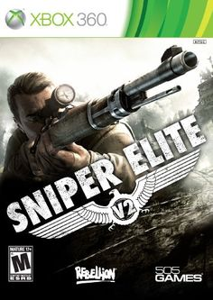Sniper Elite V2 - got this free on games for gold - wasn't very impressed with it.