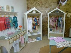 childrens clothes store interior - Google Search