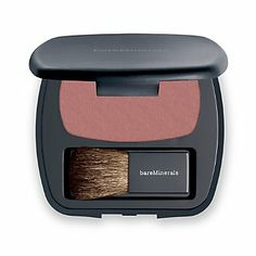 """My favorite blush by Bare Minerals called """"Indecent Proposal."""""""