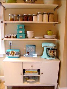 kitchen aid ...