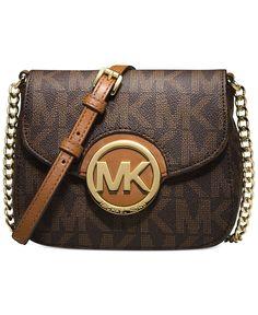 MICHAEL Michael Kors Fulton Small Crossbody - Michael Kors Handbags - Handbags & Accessories - Macy's