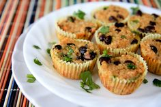 Mexican Black Bean & Quinoa Cups