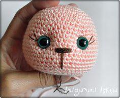 Amigurumi to lashes How - I learn Amigurumi | Tiny Mini Design