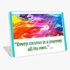 Macbook Air 13, Laptop Skin, My Arts, Art Prints, Printed, Canvas, Words, Awesome, Artist