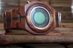 Tokyoflash Kisai Maru Wooden Timepiece