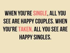couple, happy, love, single, text