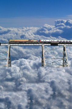 (14th May 2015) TRAIN TO THE CLOUDS: Train to the Clouds is a tourist train service in Salta province, Argentina. The third highest railway in the world, it was originally built for economic and social reasons, but is now primarily of interest to tourists as a heritage railway.