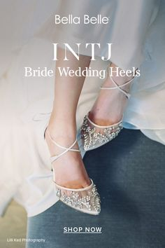 INTJ Myers Briggs personality type, this wedding shoes is for you! Shop Bella Belle Florence crystal sparkly wedding heels. Myers Briggs Personality Types, Myers Briggs Personalities, Belle Bridal, Wedding Heels, Intj, Bridal Shoes, Florence, Bride, Crystals