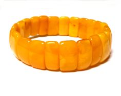 200 Yellow Resin Round Beads Faux Amber 8mm Imitation Butterscotch Amber