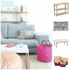 3 ideas para decorar tu sofá | Decoración