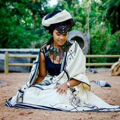 Traditional Xhosa Dresses Wedding,The acceptable old traditional Xhosa trend never gets boring, appearance lovers keeps accepting artistic African Wedding Attire, African Attire, African Wear, African Fashion Dresses, African Women, African Dress, African Beauty, African Clothes, African Tribes