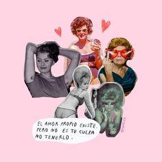 Feminist Art, Power Girl, Collage Art, Collages, Powerful Women, Words Quotes, Sad Girl, Pop Art, Positivity