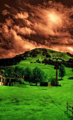 400 PX: Hohe Salve, Austria