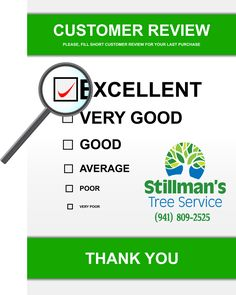 """I am a general contractor here in Sarasota Florida and I have used Stillman Tree service on numerous occasions for my customers jobs as well as for me personally. I highly recommend Stillman's tree service, I found them to be very fair and professional with them showing up on the job when promised and for the price they quoted""  - Rampart Homes -  #BradentonTreeServices  #SarasotaTreeServices"