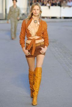 Chanel resort 2011 collection. See more: #ChanelAtFip, #FashionInPics