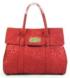discount red Mulberry handbags for women at only £133.40