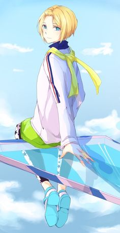 Prince of Stride - Kohinata Hozumi by 空き家 on pixiv