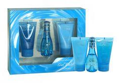 Davidoff cool water woman 3 piece eau de toilette gift set