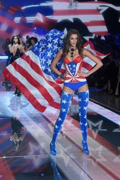 Pin for Later: All the Must-See Action From the 2015 Victoria's Secret Fashion Show Pictured: Taylor Hill