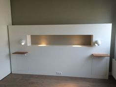 34 Ideas Bedroom Closet Apartment Shelves For 2019 Headboards For Beds, Closet Bedroom, Wall Decor Bedroom, Master Decor, Bedroom Hotel, Bedroom Wall, Trendy Bedroom, Bedroom Headboard, Closet Apartment