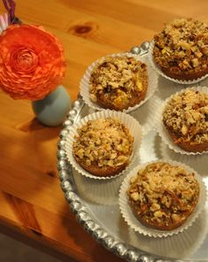 I made these today. They are pretty good but a lot of work! These are SO amazing and healthy!! Carrot and Apple Paleo Muffins
