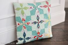 Diamonds in the Sky: Pillow Collective Blog Hop