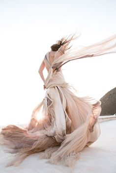 Ethereal Silhouettes / The LANE Editorials