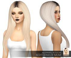 MISSPARAPLY   Nightcrawler Naomi (Dark Roots).