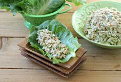 Twisted Tuna Salad