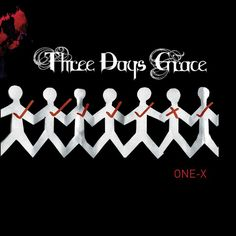 Three Days Grace - ONE-X is Danny's favorite album.