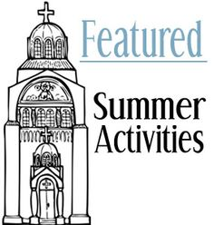 FREE Featured Activity - Church School and Home Activities