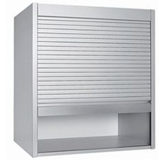 Pin by door roll up on kitchen appliance garage doors pinterest cabinet storage tambour and - Range legumes ikea ...