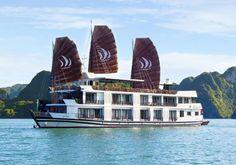 Pelican Cruise : Halong, Vietnam