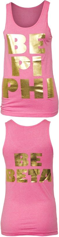 Be Pi Phi- Be BETA!