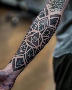 97 Amazing Sacred Geometry Tattoos, What are the Meanings Behind Sacred Geometry Tattoos Chronic Ink, 35 Grand Sacred Geometry Tattoo Symbols, 40 Mysterious Sacred Geometry Tattoo Meaning and Designs Geometric Tattoos Impressive Abstract Designs. Geometric Sleeve Tattoo, Geometric Tattoo Design, Sleeve Tattoos, Mandalas Painting, Mandalas Drawing, Mehndi, Butterfly Name Tattoo, Sacred Geometry Tattoo, Tattoo Outline