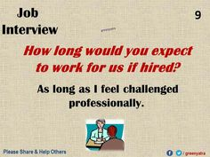 How long would you expect to stay Job Resume, Resume Tips, Resume Work, Resume Help, Resume Writing, Interview Advice, Hr Interview Questions, Job Interview Tips, Job Info