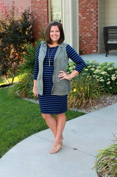 Clothed with Grace: One Dress, Three Ways with Splender