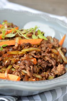 Het färs- & vitkålspanna Mince Recipes, Cooking Recipes, Healthy Recipes, Slow Food, 300 Calorie Lunches, Minced Meat Recipe, Recipe For Mom, Beef Dishes, Cheap Meals