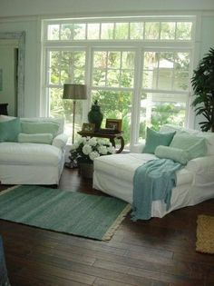 10 blue color of the year color schemes you should know about, home decor, painting, Adding sky blue to all white living rooms is an easy way to give it a new look Touches of sea green look great in the mix