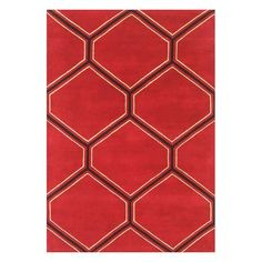Honeycomb 5' x 8' Rug