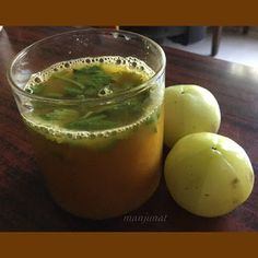 Kitchen Kaadhal : Nellikai rasam Indian Food Recipes, Vegetarian Recipes, Kerala Recipes, Cooking Recipes, Indian Soup, Indian Curry, Amla Recipes, Rasam Recipe, Kerala Food