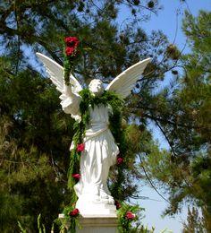 Cemetery in San Miguel Mexico