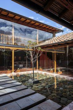 Loma House / Iván Andrés Quizhpe / Cuenca - Ecuador