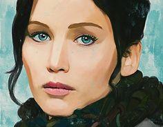 "Check out new work on my @Behance portfolio: ""Jennifer Lawrence"" http://be.net/gallery/33351819/Jennifer-Lawrence #model #hungergames #portrait #photoshop #dark #darkhair #art #artist #digital #cg #concept #character #characterdesign #huion #veravervain"